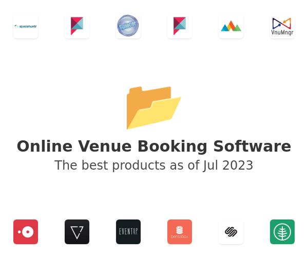 Online Venue Booking Software
