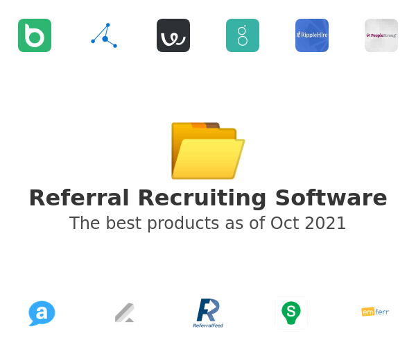 Referral Recruiting Software