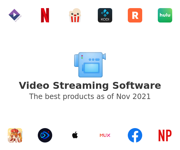 Video Streaming Software