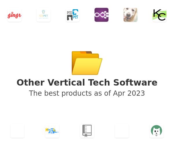 Other Vertical Tech Software