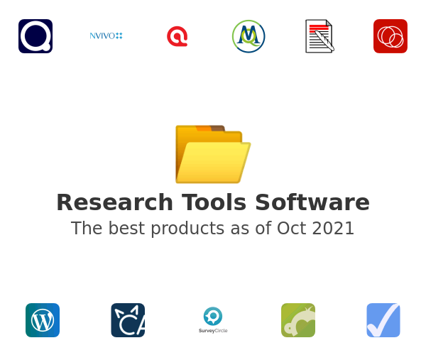 Research Tools Software