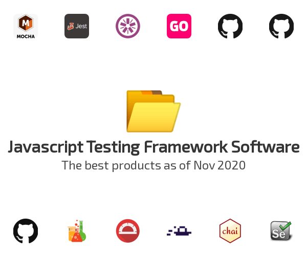 Javascript Testing Framework Software