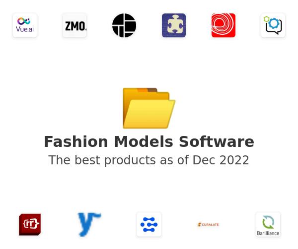 Fashion Models Software