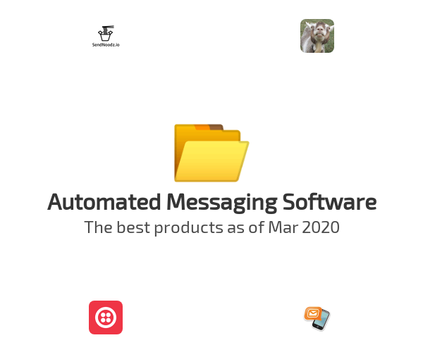 Automated Messaging Software