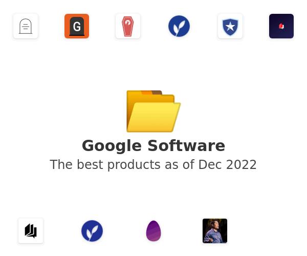 Google Software
