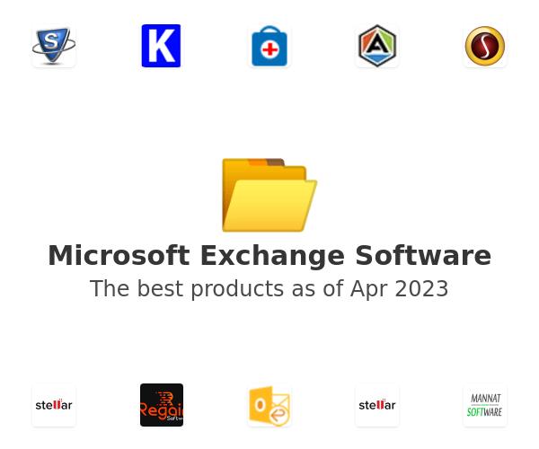 Microsoft Exchange Software