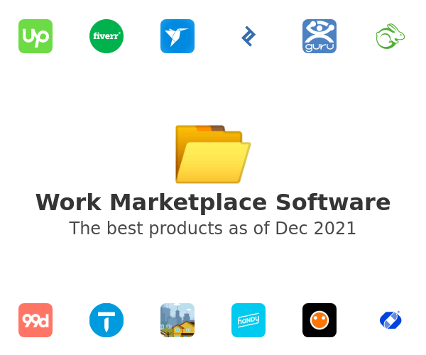 Work Marketplace Software