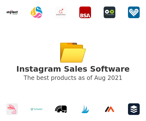 Instagram Sales Software