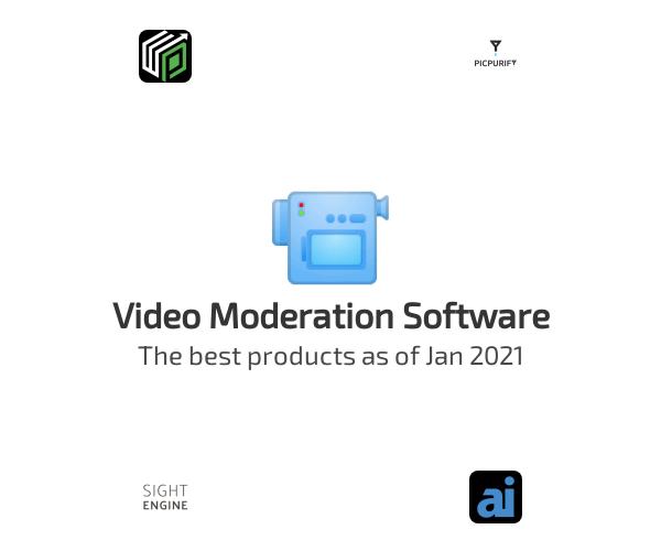Video Moderation Software