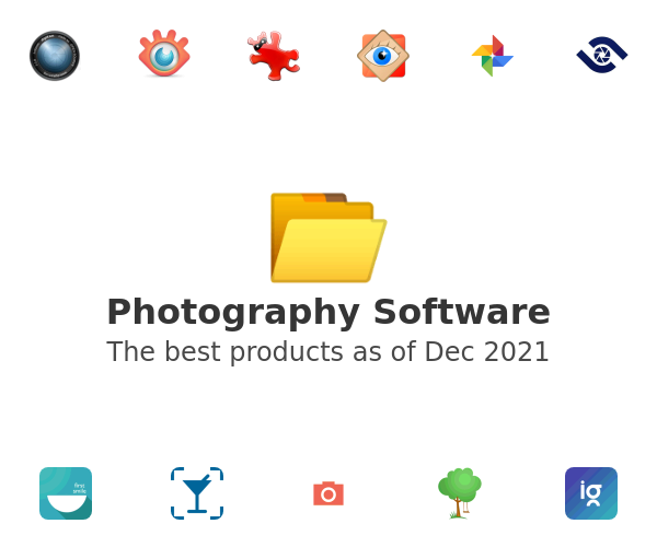 Photography Software
