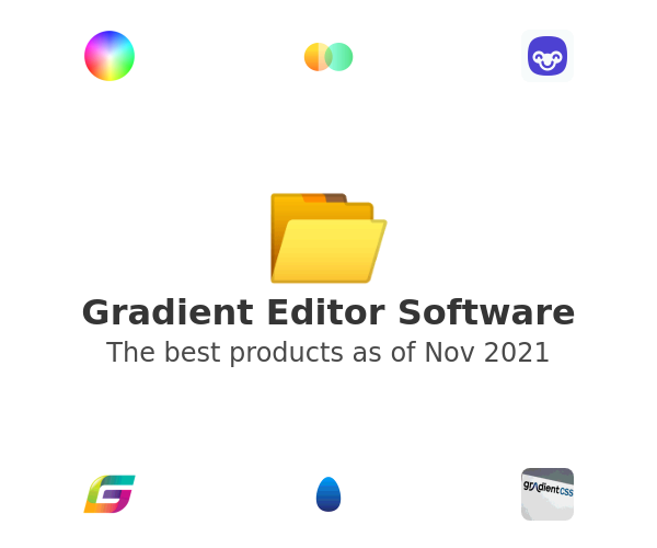 Gradient Editor Software