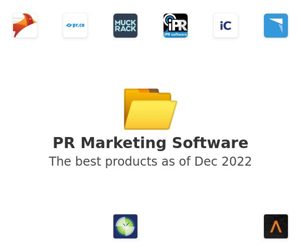 PR Marketing Software