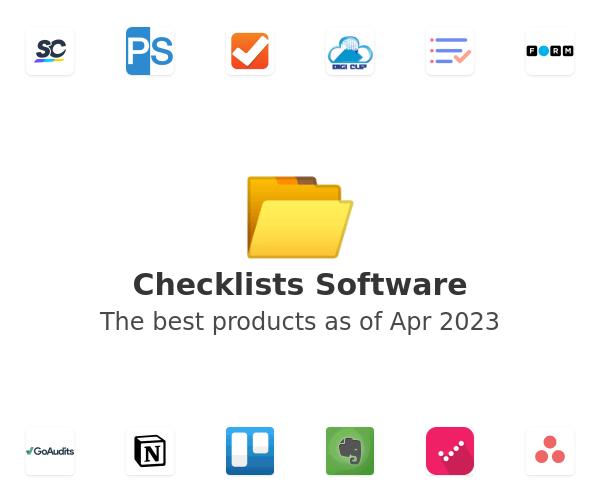 Checklists Software