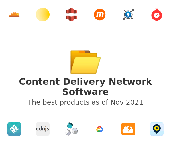 Content Delivery Network Software