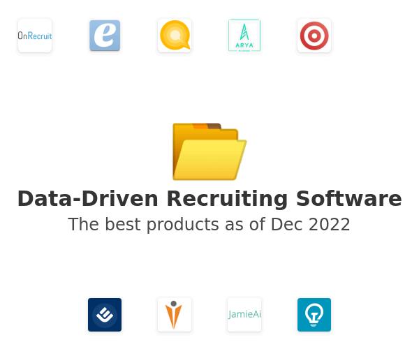 Data-Driven Recruiting Software