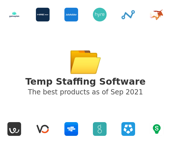 Temp Staffing Software