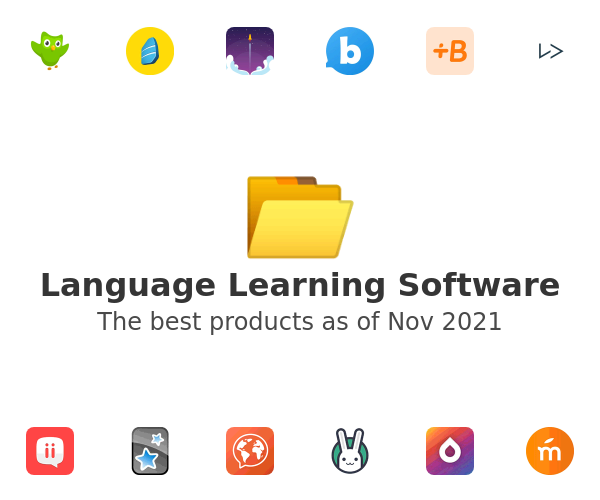 Language Learning Software