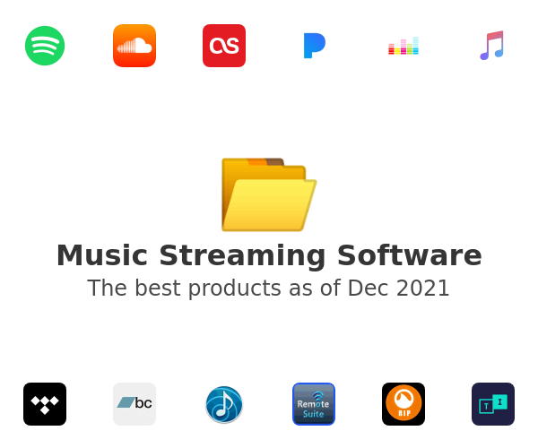 Music Streaming Software