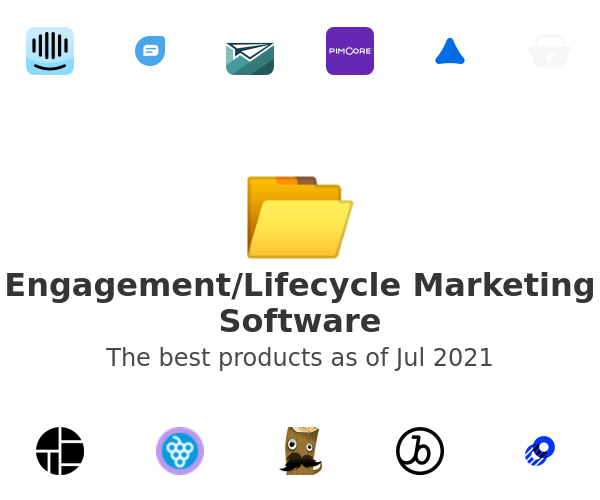 Engagement/Lifecycle Marketing Software