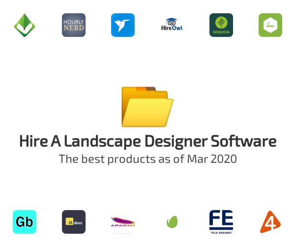 Hire A Landscape Designer Software