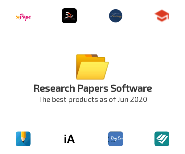 Research Papers Software