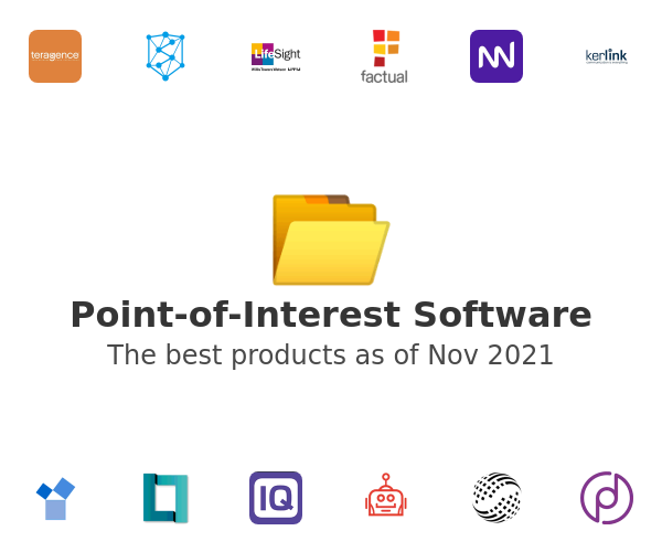 Point-of-Interest Software