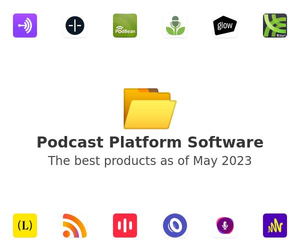 Podcast Platform Software