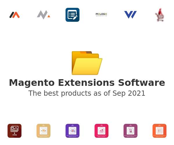 Magento Extensions Software