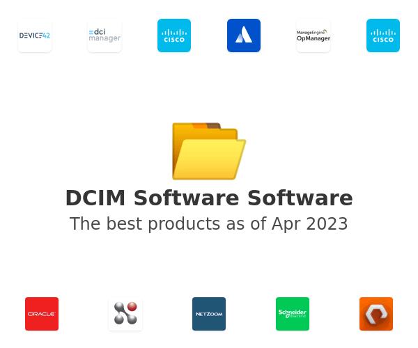 DCIM Software Software