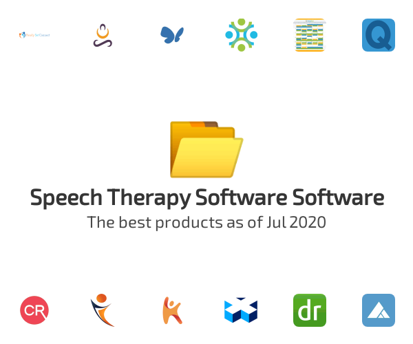 Speech Therapy Software Software