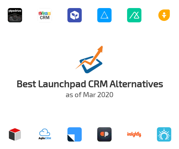 Best Launchpad CRM Alternatives