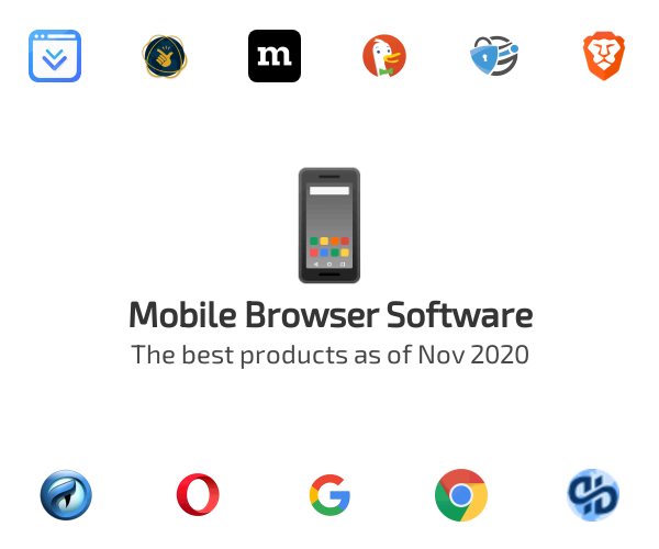 Mobile Browser Software