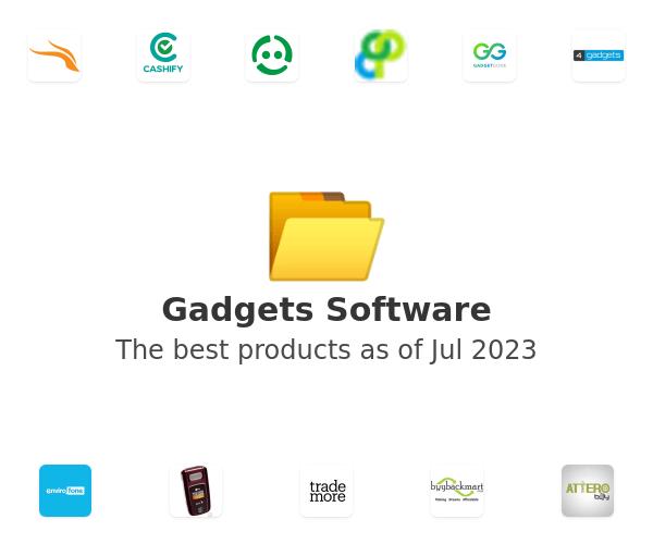 Gadgets Software