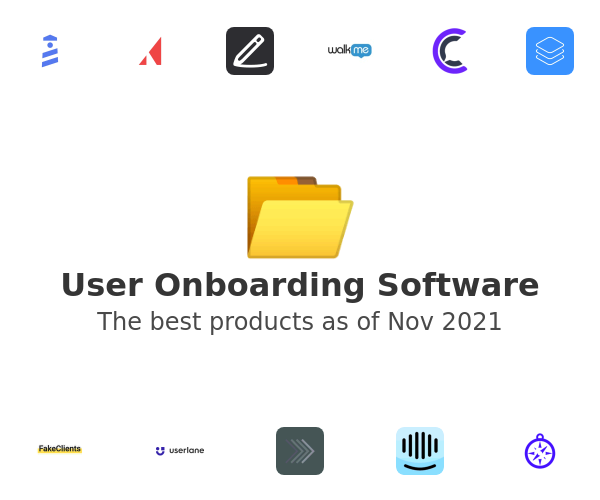 User Onboarding Software