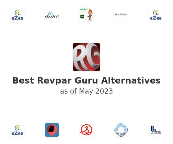 Best Revpar Guru Alternatives