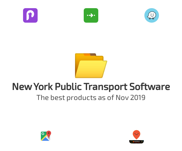 New York Public Transport Software