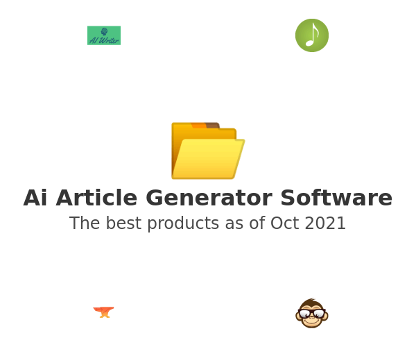 Ai Article Generator Software