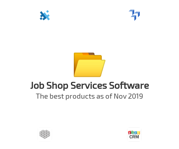 Job Shop Services Software