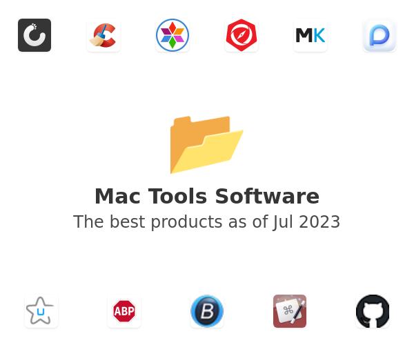 Mac Tools Software