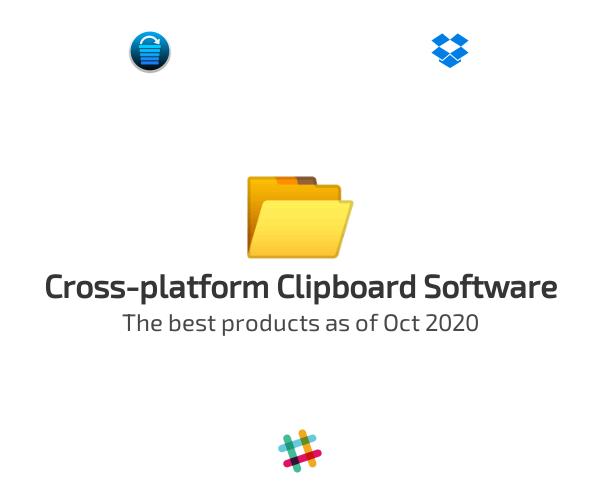 Cross-platform Clipboard Software