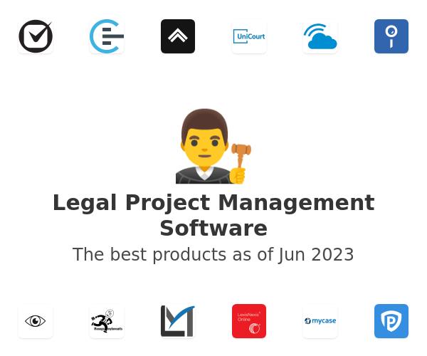 Legal Project Management Software