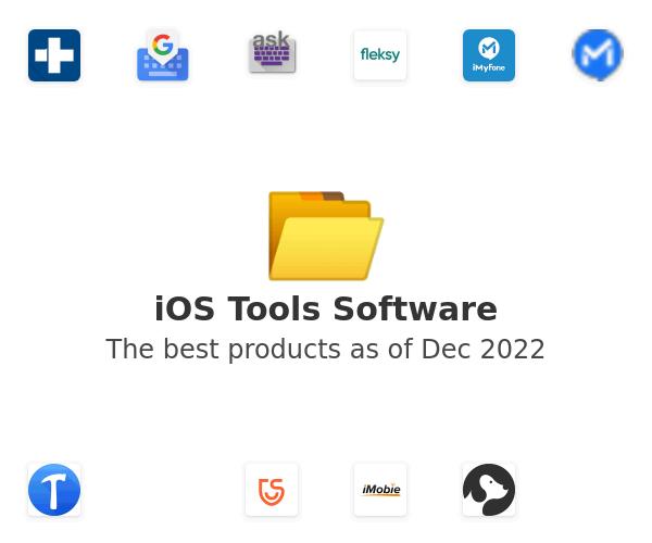 iOS Tools Software