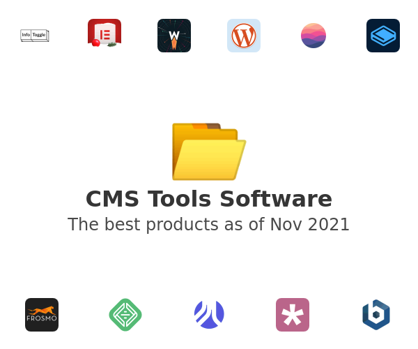CMS Tools Software