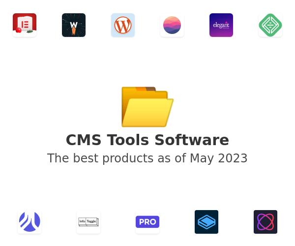 CMS Tools Software