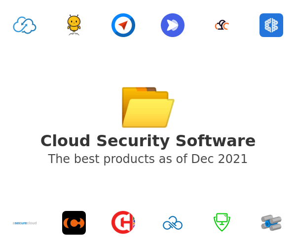Cloud Security Software