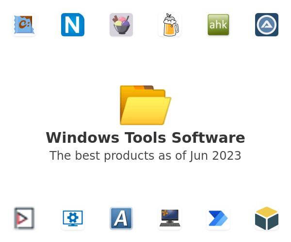 Windows Tools Software