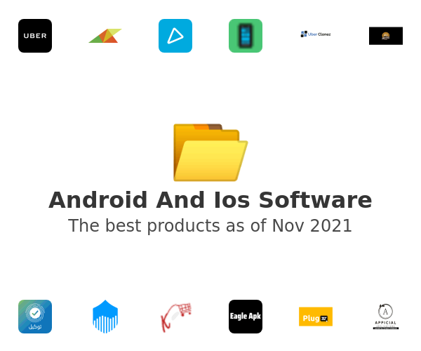 Android And Ios Software