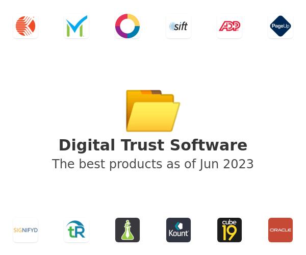 Digital Trust Software