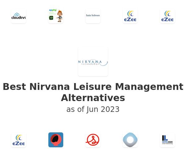 Best Nirvana Leisure Management Alternatives
