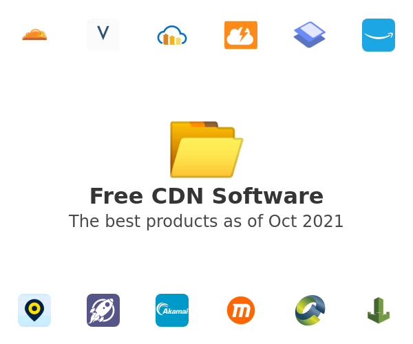 Free CDN Software